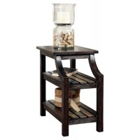 Mestler - Chair Side End Table