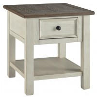 Bolanburg - Rectangular End Table