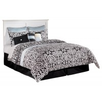 Bostwick Shoals - Bostwick Shoals Queen/Full Panel Headboard