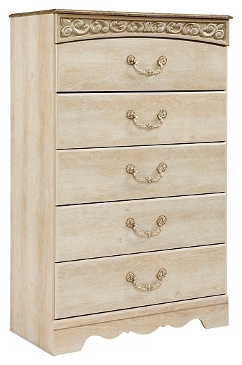 Catalina - Five Drawer Chest