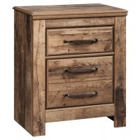 Blaneville - Two Drawer Night Stand