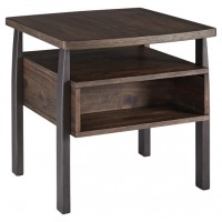 Vailbry - Rectangular End Table