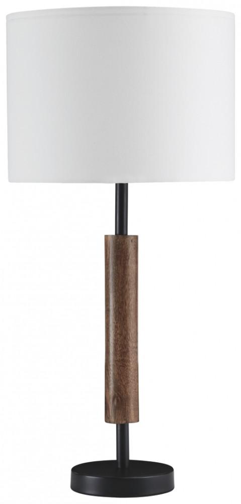 Maliny - Wood Table Lamp (2/CN)