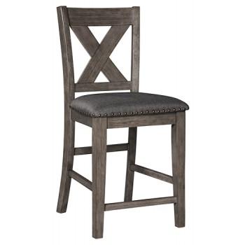 Caitbrook - Upholstered Barstool (2/CN)