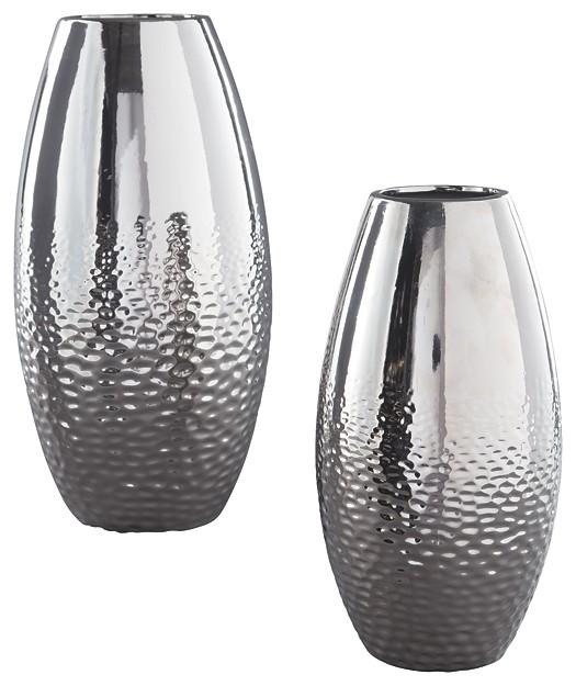 Dinesh - Vase Set (2/CN)