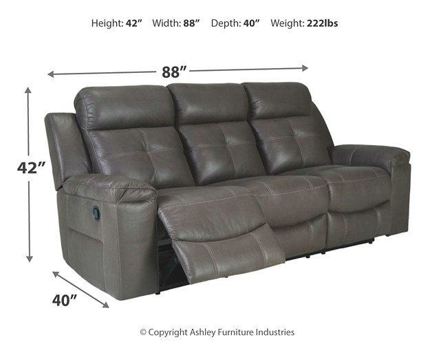 Jesolo Reclining Sofa 8670588 Sofas Above And