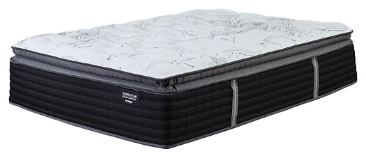 Manhattan Design Plush PT - California King Mattress