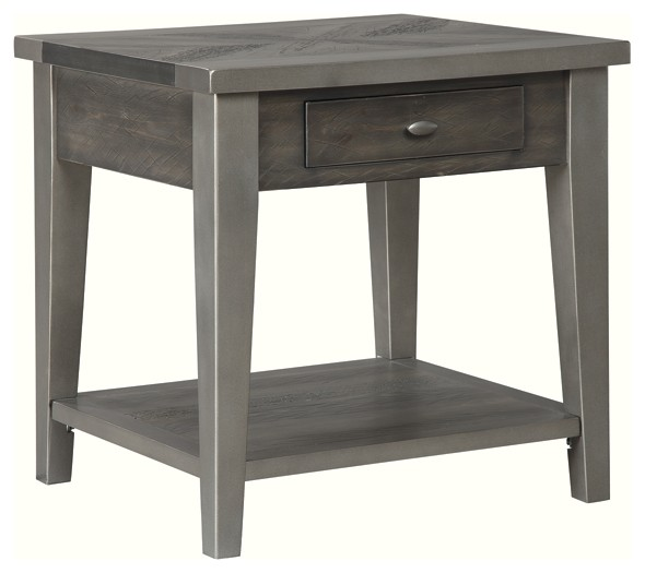 Branbury - Rectangular End Table