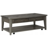 Branbury - Rectangular Cocktail Table