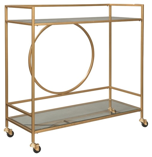 Jackford - Bar Cart