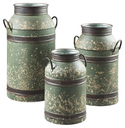 Elke - Milk Can Set (3/CN)