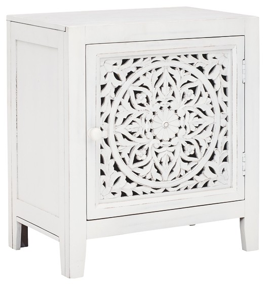 Fossil Ridge - Accent Cabinet