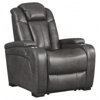 Turbulance - PWR Recliner/ADJ Headrest