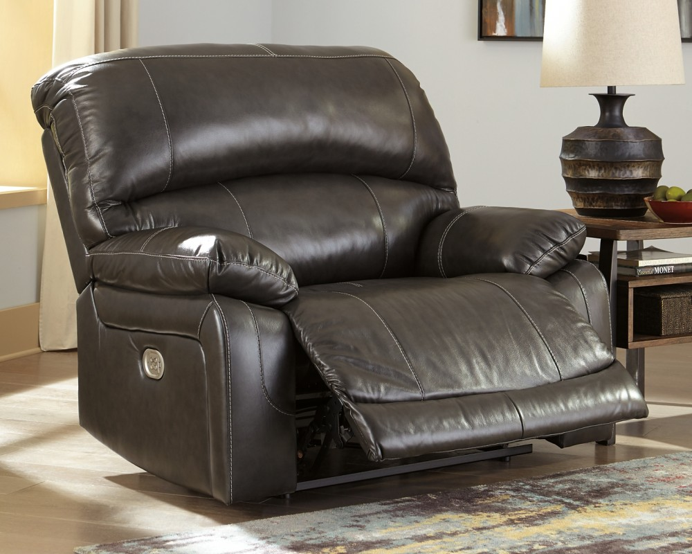 Hallstrung - Zero Wall Power Wide Recliner
