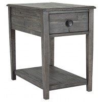 Borlofield - Rectangular End Table