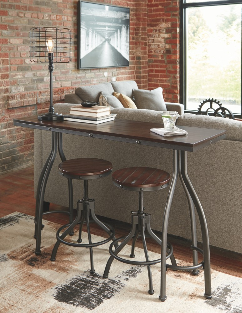 Sensational Odium Odium Counter Height Dining Room Table And Bar Stools Set Of 3 Andrewgaddart Wooden Chair Designs For Living Room Andrewgaddartcom