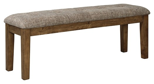 Flaybern - Large UPH Dining Room Bench