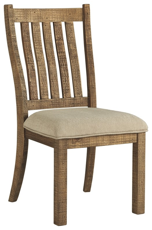 Grindleburg - Dining UPH Side Chair (2/CN)