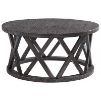 Sharzane - Round Cocktail Table