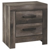 Wynnlow - Two Drawer Night Stand