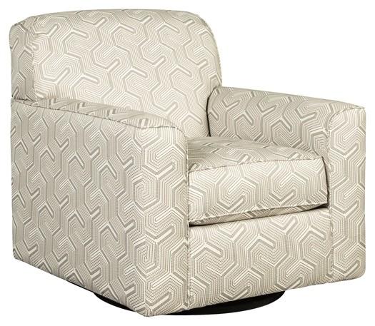 Daylon - Swivel Accent Chair