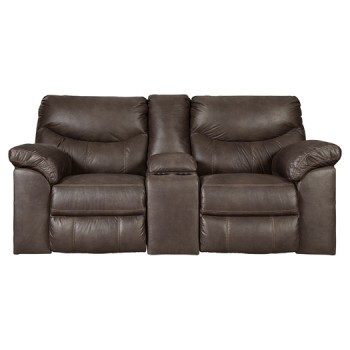 Boxberg - DBL REC PWR Loveseat w/Console