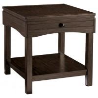 Haddigan - Rectangular End Table