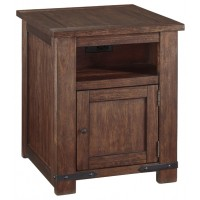 Budmore - Rectangular End Table