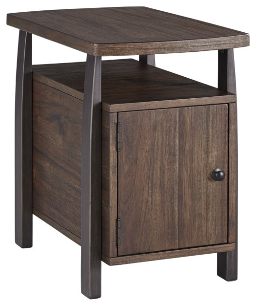 Vailbry - Chair Side End Table