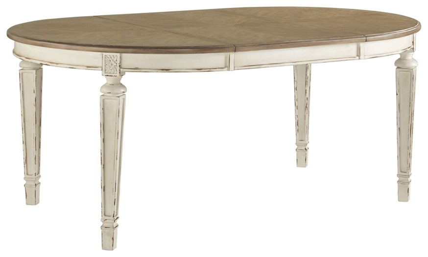 Realyn - Oval Dining Room EXT Table