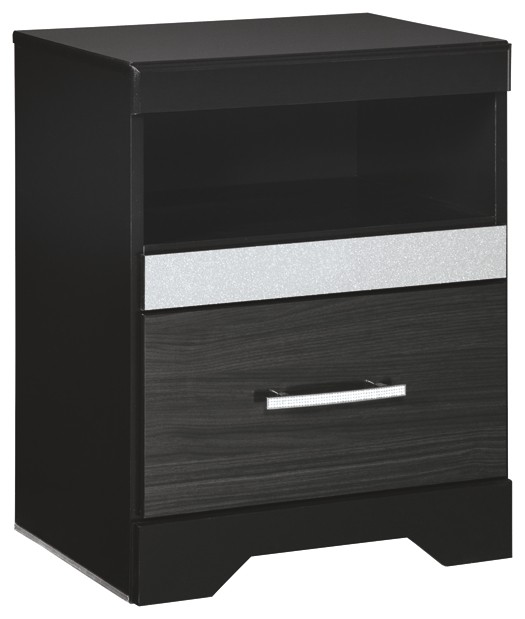 Starberry - One Drawer Night Stand