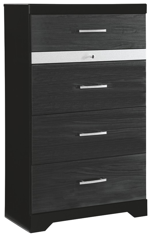 Starberry - Five Drawer Chest