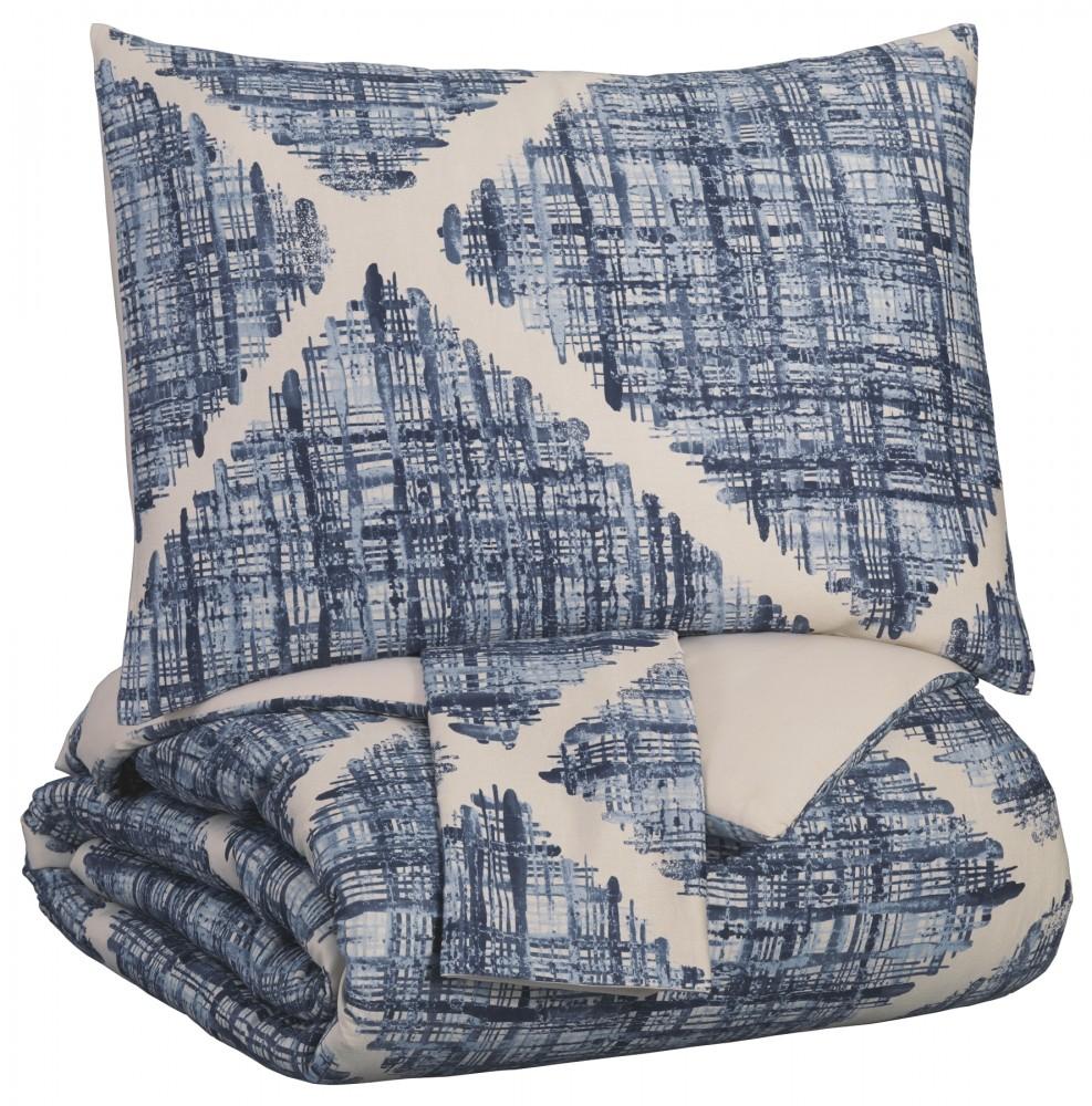 Sladen - King Comforter Set