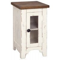 Wystfield - Chair Side End Table