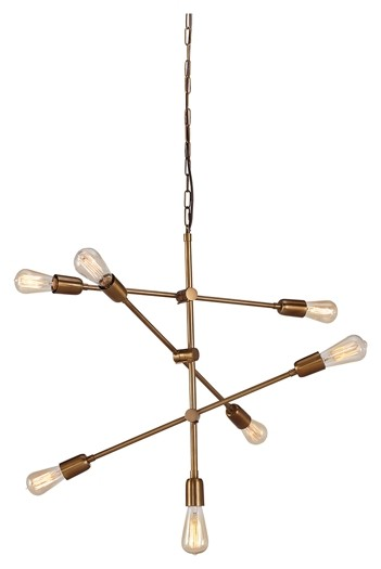 Nastalya - Metal Pendant Light (1/CN)