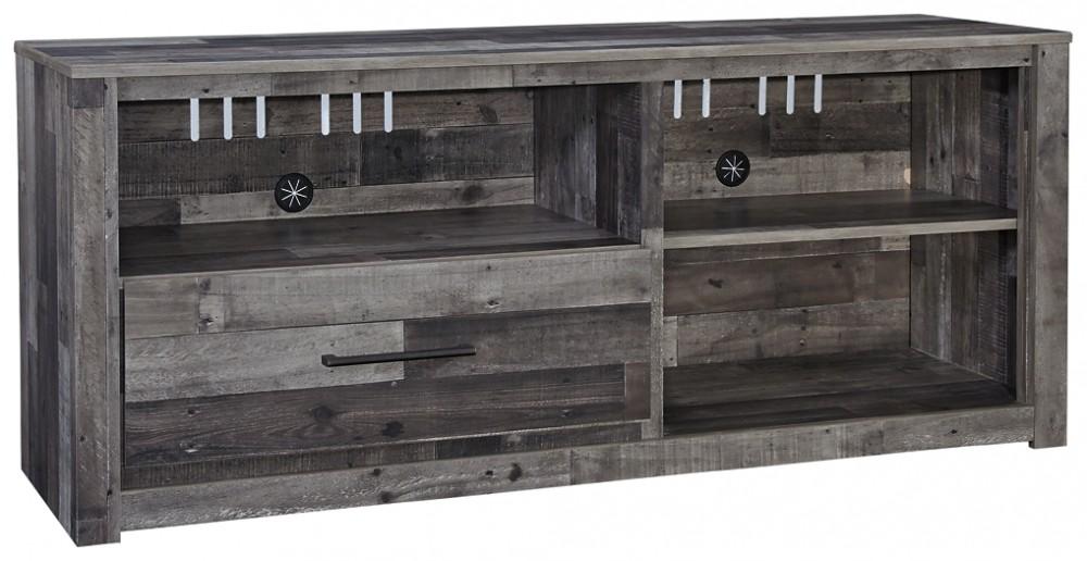 Derekson - LG TV Stand w/Fireplace Option