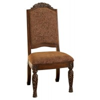 North Shore - Dining UPH Side Chair (2/CN)