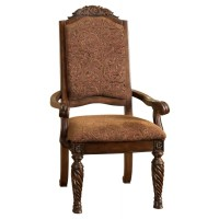 North Shore - Dining UPH Arm Chair (2/CN)