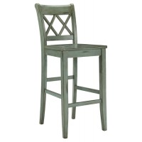 Mestler - Mestler Bar Height Bar Stool