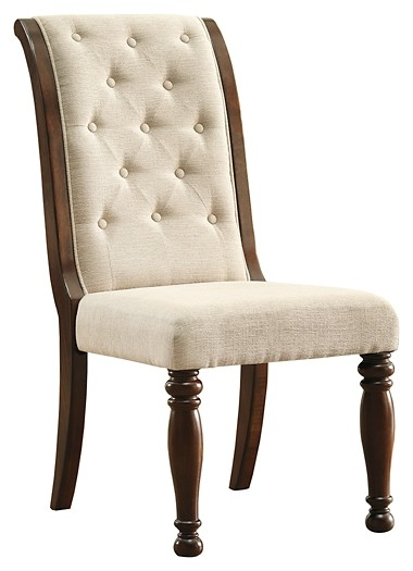 Porter - Dining UPH Side Chair (2/CN)