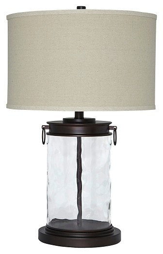 Tailynn - Glass Table Lamp (1/CN)