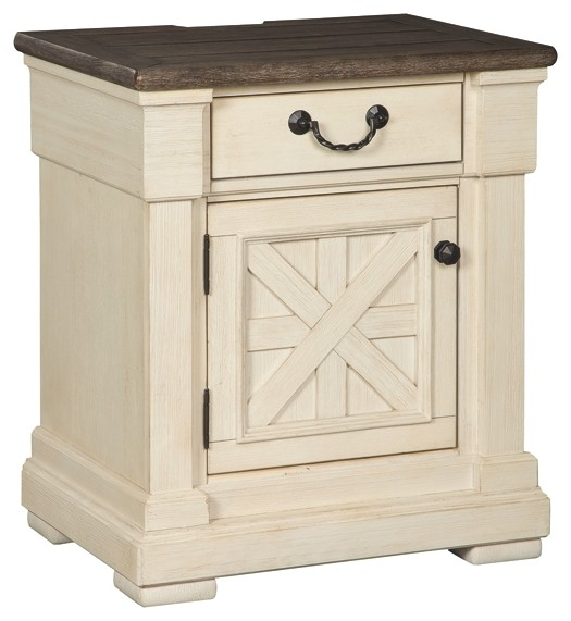 Bolanburg - One Drawer Night Stand