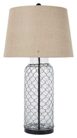 Sharmayne - Glass Table Lamp (1/CN)