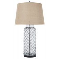 Sharmayne - Glass Table Lamp (1/CN)
