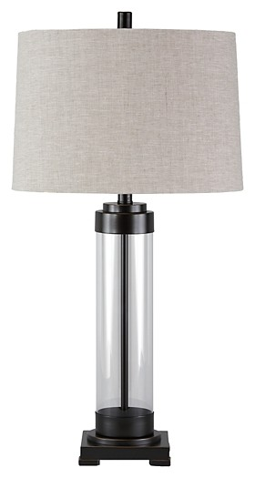 Talar - Glass Table Lamp (1/CN)