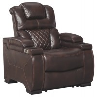 Warnerton - PWR Recliner/ADJ Headrest