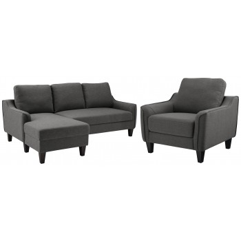 Jarreau - Sofa Chaise and Chair
