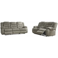 McCade - Sofa and Loveseat