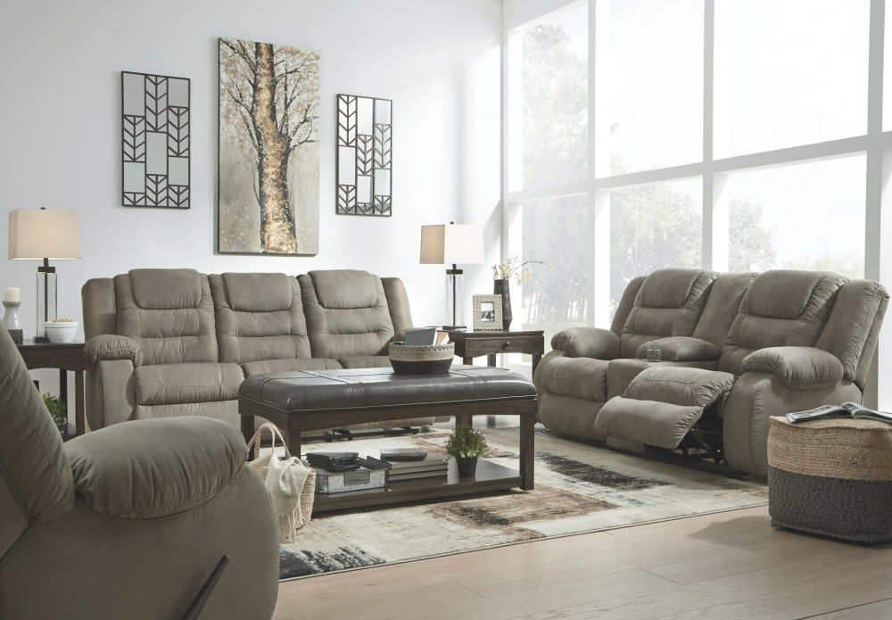 McCade - Sofa, Loveseat and Recliner