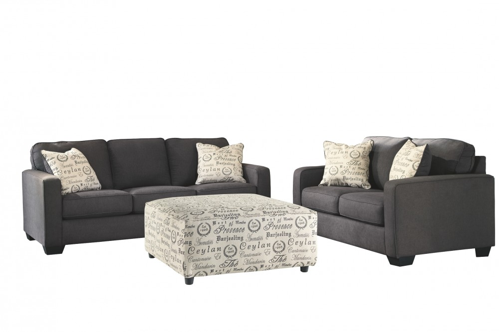Alenya - Sofa, Loveseat and Ottoman